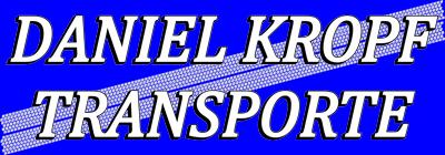Daniel Kropf Transporte AG